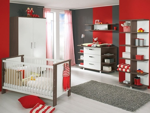 first baby room