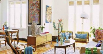 vintage style lounge