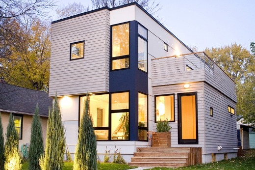 the low cost of modular homes is perhaps the main reason why these types of homes have grown enormously during the years of the crisis and thanks to that