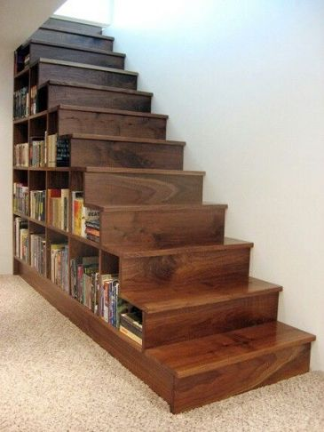 decorating stairs