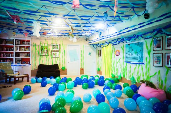 children party decoration
