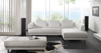 light color sofa