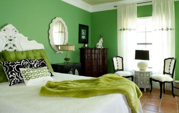 Advantages of decorating in green