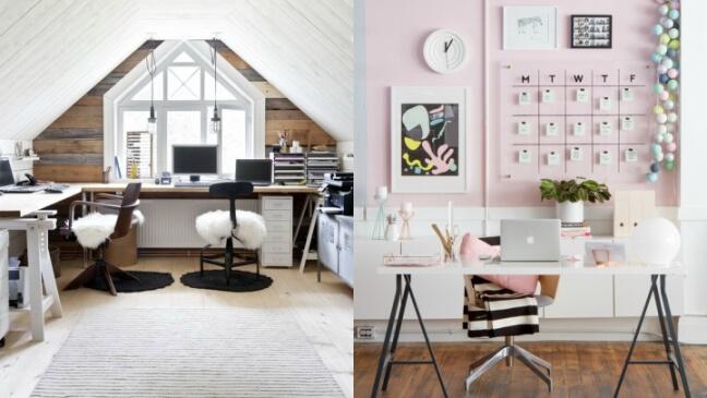 decorate desk