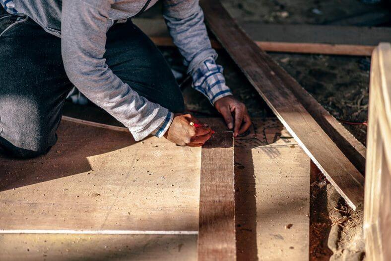 carpenter responsibilities