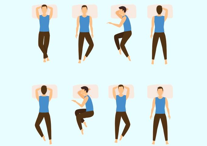 how you sleep
