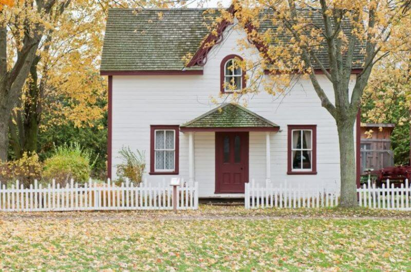 buying ready made house