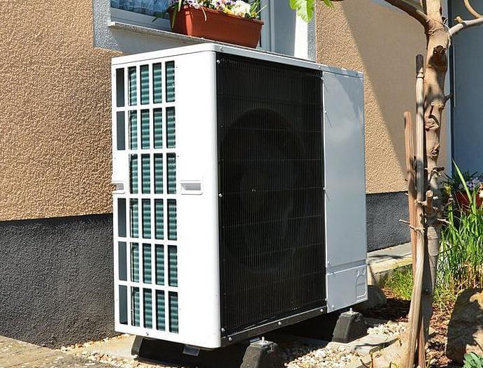 advantages of a heat pump